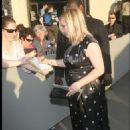 Patricia Arquette - The Palais De Chaillot To Attend Armani's Show 2008-06-30