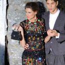 Bianca Balti Shoots A Dolce & Gabbana Commercial