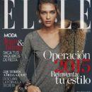 Ana Beatriz Barros Elle Spain Magazine January 2015