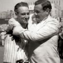 Lou Gehrig & Babe Ruth - 454 x 582