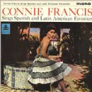 Connie Francis - Sings Spanish & Latin American Favorites
