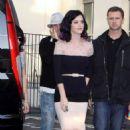 Katy Perry's Parisian Promotions