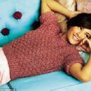 Frankie Sandford Glamour UK May 2012 - 454 x 302