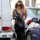 Ashley Tisdale On Her Way To The Nail Salon (June 8)