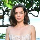 Ana de Armas- 'Bond 25' Film Launch At GoldenEye, Jamaica - 423 x 600