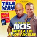 LL Cool J, Chris O'Donnell - Télé Cable Satellite Magazine Cover [France] (31 July 2010)