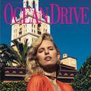 Karolina Kurkova - Ocean Drive Magazine Cover [Australia] (February 2020)