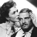 Jennifer Jones and Laurence Olivier