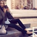 Cara Delevingne for DKNY Fall/Winter 2013 Ad Campaign