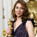 Sofia Coppola At The 76th Annual Academy Awards -Press Room (2004) - 454 x 674