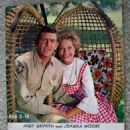 Joanna Moore and Andy Griffith
