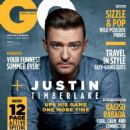 Justin Timberlake - GQ Magazine Cover [South Africa] (December 2016)