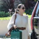 Angelina Jolie attends Labor Day with Daughters party in Santa Monica (September 02, 2019) - 454 x 681