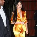 Kacey Musgraves – Leaving the Bowery Hotel in NYC - 454 x 545