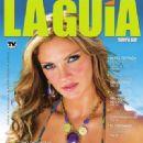 Mariana Seoane - La Guia Magazine Cover [United States] (January 2010)