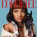 Ellen Rose - L'Officiel Magazine Cover [Brazil] (July 2014)