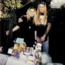 Jim Gillette and Lita Ford - 239 x 249