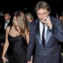 Penelope Cruz & Javier Bardem Have Dinner At The Majestic Hotel After The Premiere Of