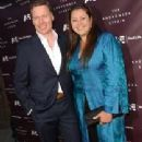 Ted Whittall and Camryn Manheim