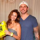 Gia Allemand and Wes Hayden - 357 x 499