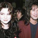 Valerie Bertinelli and Eddie Van Halen - 454 x 318