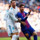 Real Madrid C.F. - FC Barcelona El Clasico - 405 x 600