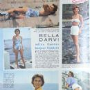 Bella Darvi - Cinemonde Magazine Pictorial [France] (31 May 1956) - 454 x 655