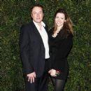 Elon Musk and Talulah Riley - 454 x 454