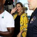 Cash Warren and Jessica Alba are seen in Los Angeles, California (August 16, 2017)