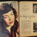 Jennifer Jones - Movieland Magazine Pictorial [United States] (October 1946)