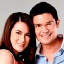 Dingdong Dantes and Bea Alonzo