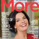 Sela Ward - More Magazine Cover [United States] (October 2009)