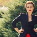 Ayça Bingöl - Elele Magazine Pictorial [Turkey] (November 2012)