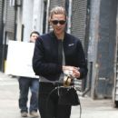 Karlie Kloss Going To Milk Studios In Ny