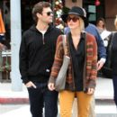 Julianne Hough: shopping in Beverly Hills