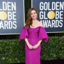 Isla Fisher – 77th Annual Golden Globe Awards in Beverly Hills - 454 x 681