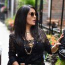 Salma Hayek – Out in Toronto