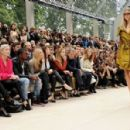 Burberry Spring Summer 2012 Womenswear Show - Front Row And Backstage