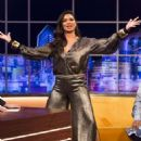 Nicole Scherzinger – The Jonathan Ross Show in London - 454 x 616