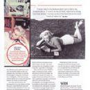 Marilyn Monroe - Yours Retro Magazine Pictorial [United Kingdom] (4 June 2018) - 454 x 642