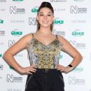 Kira Kosarin – The Natural History Museum Ice Rink VIP Launch Night in London - 454 x 568