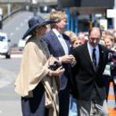 King Willem-Alexander and Queen Maxima of The Netherlands Visit New Zealand - 400 x 600