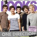 Harry Styles, Louis Tomlinson, Zayn Malik, Niall Horan, Liam Payne - LOOKS Magazine Cover [Indonesia] (July 2012)