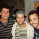 Felipe Solari, Bruno Gagliasso, Junior Lima - 454 x 340