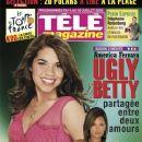 America Ferrera, Vanessa Williams - Tele Magazine Cover [France] (4 July 2009)