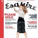 Becki Newton - Esquire Magazine [United Kingdom] (December 2008)