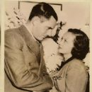 Bennett Cerf and Sylvia Sidney