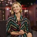 January Jones – On Jimmy Kimmel Live! in Hollywood