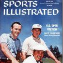 Arnold Palmer, Dow Finsterwald & Ken Venturi  June 1960 - 442 x 575