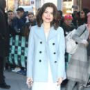 Miranda Cosgrove – Arrives at AOLBuild studios in New York City - 454 x 540